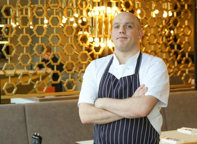 Q and A with Head Chef Lee Heptinstall at Harvey Nichols