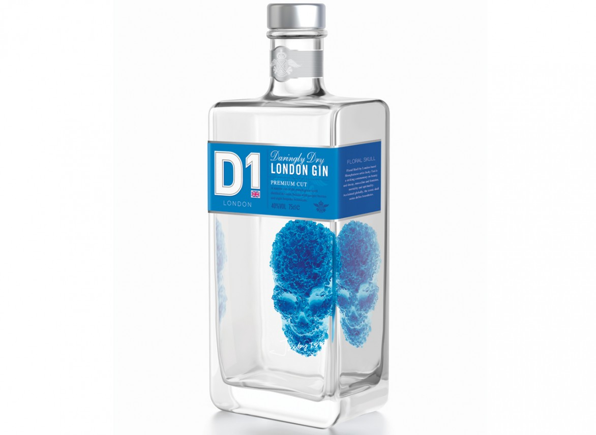 Daringly Dry D1 London Gin
