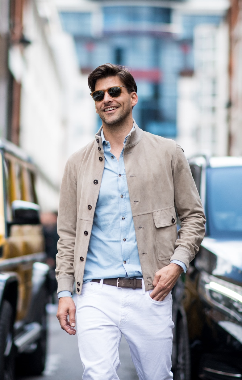 c2f4b6f818 Men s Guide to Smart Casual - News - Harvey Nichols Harvey Nichols