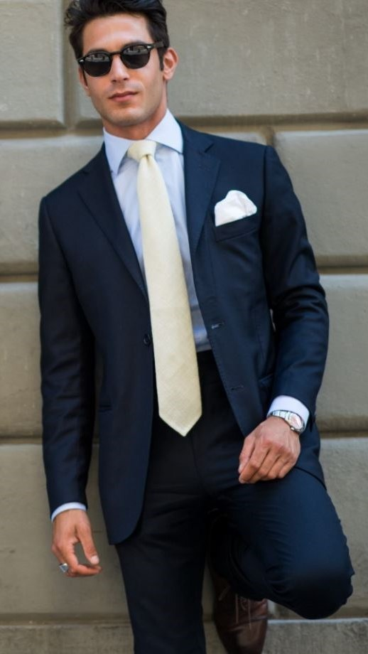 0eef0cb18ab Guide to Suit Etiquette - News - Harvey Nichols Harvey Nichols