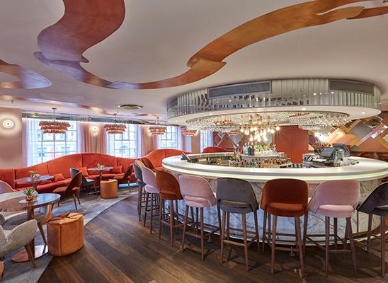 Bar Room Flooring : Knightsbridge dining harvey nichols