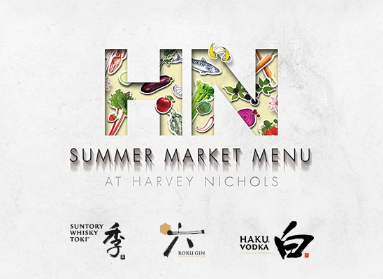 Summer Market Menu