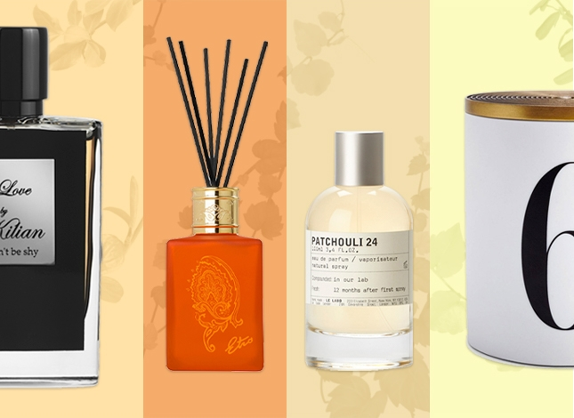 Mood-changing fragrances - Harvey Nichols
