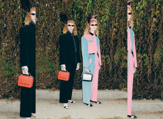 Visit the new Marc Jacobs Pop-up on the Ground Floor at Harvey Nichols, Knightsbridge.