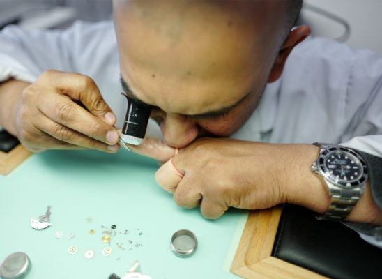 Luxury Watch Repairs Manchester