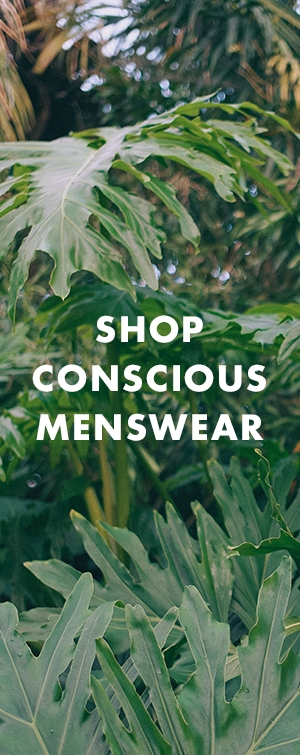 Shop Sustainable Menswear