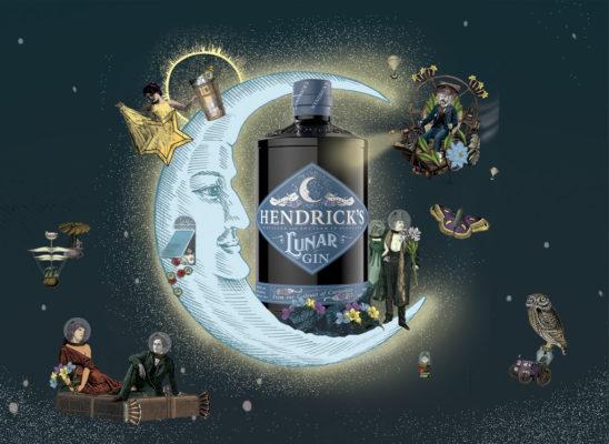 Hendrick's Lunar Gin