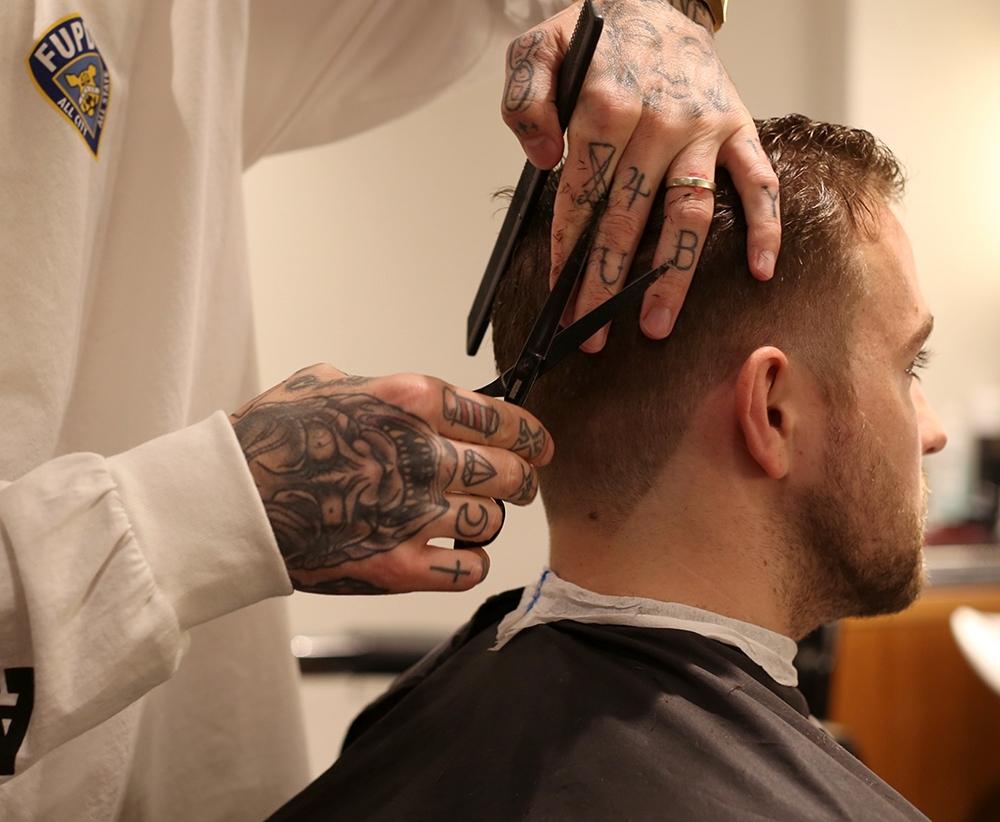 AONO Barbershop