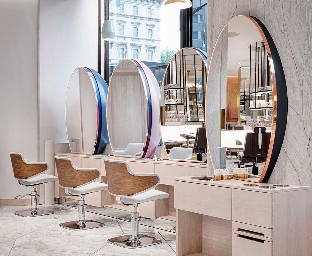 Hershesons Blow Dry Bar