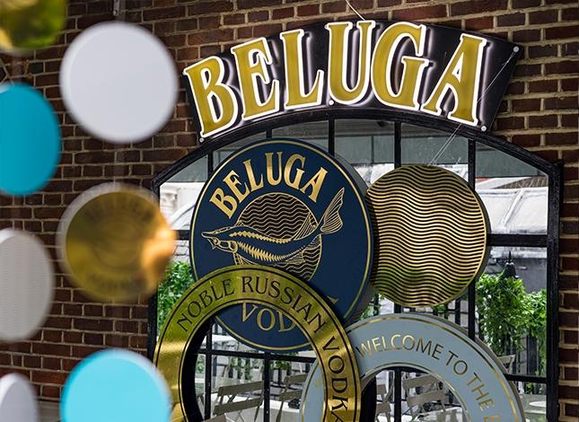 Beluga Summer Terrace, Harvey Nichols, Knightsbridge