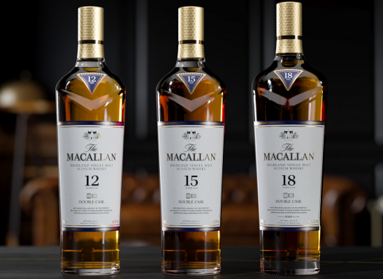 macallan double cask whisky dinner harvey nichols